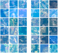 Satellite photo tiles for Deep Population project